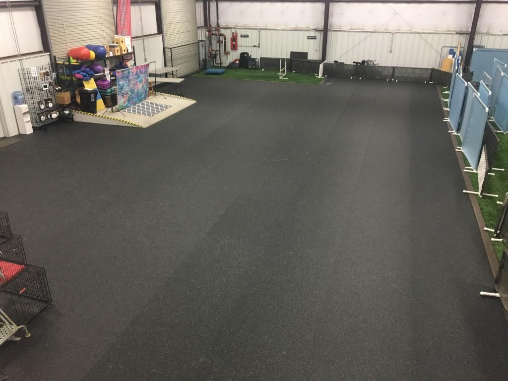 Gym Home Recycled Rubber Flooring Rolls 3 8 Inch Regrind
