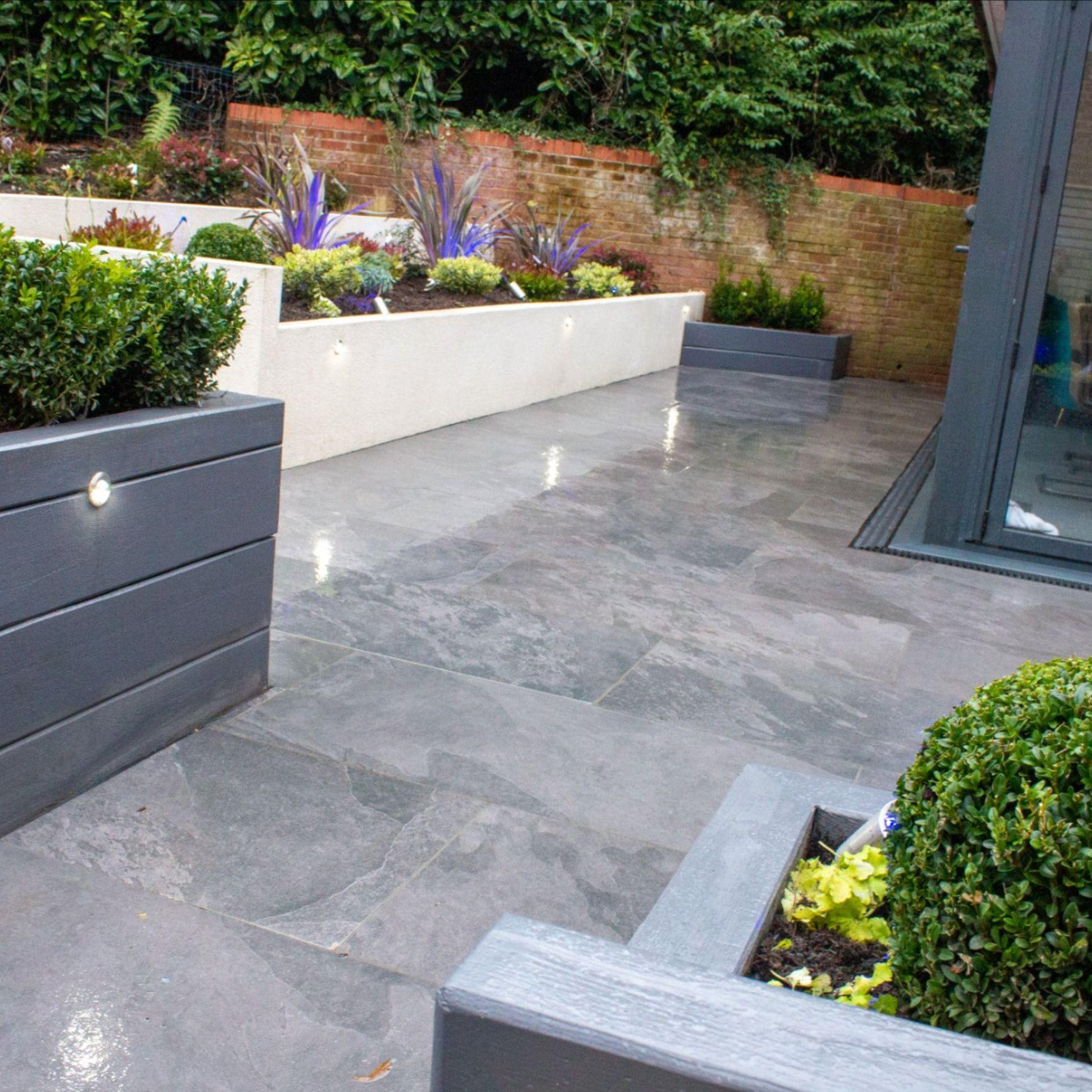 Garden Tiles Ideas