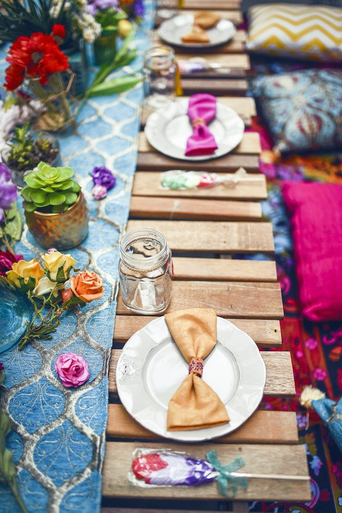 Cool Table Setting Birthday Party Ideas - Best Image Engine - senbec.com