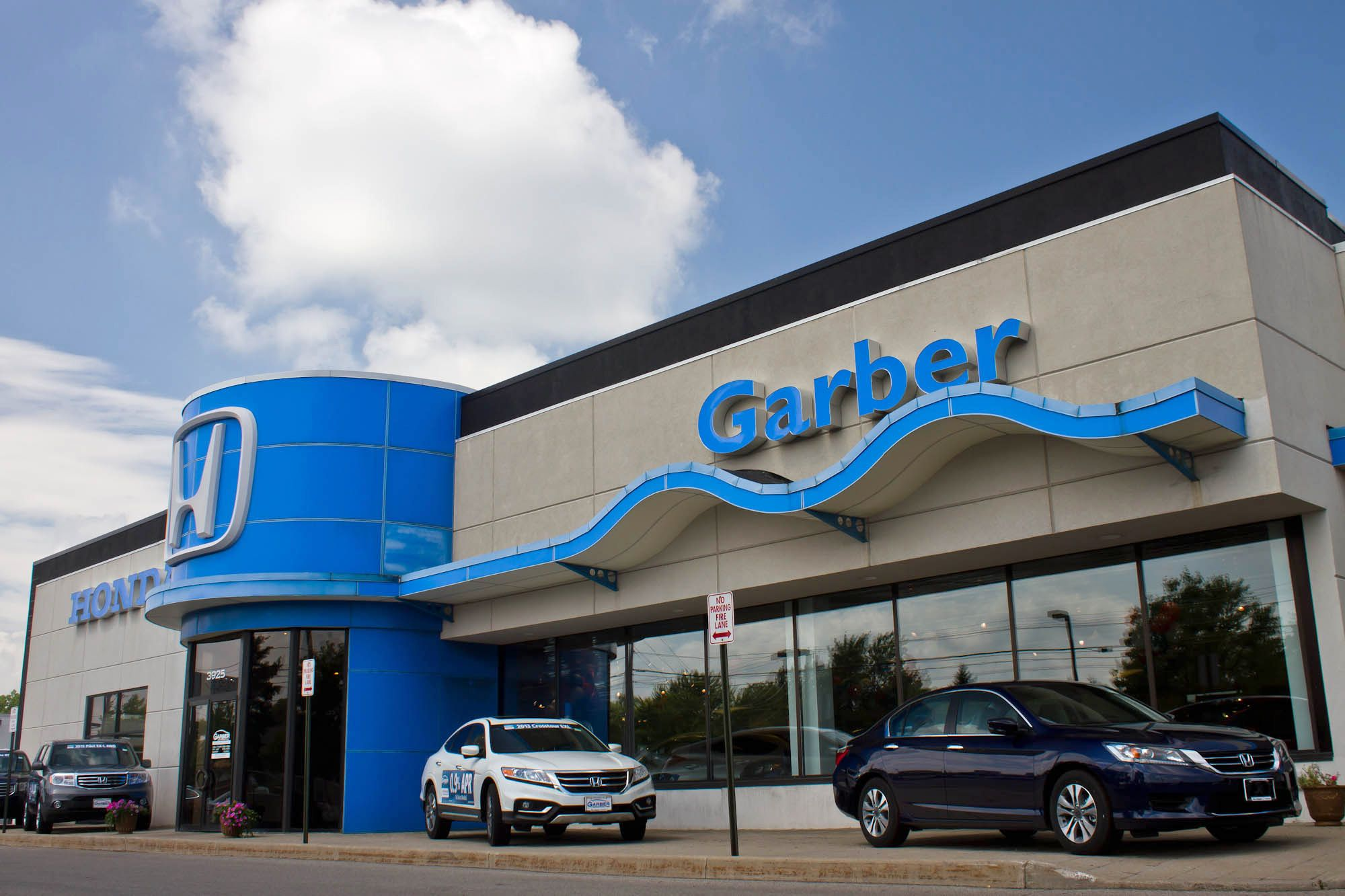 Garber Honda West Henrietta Road in Rochester | Our Dealership ...