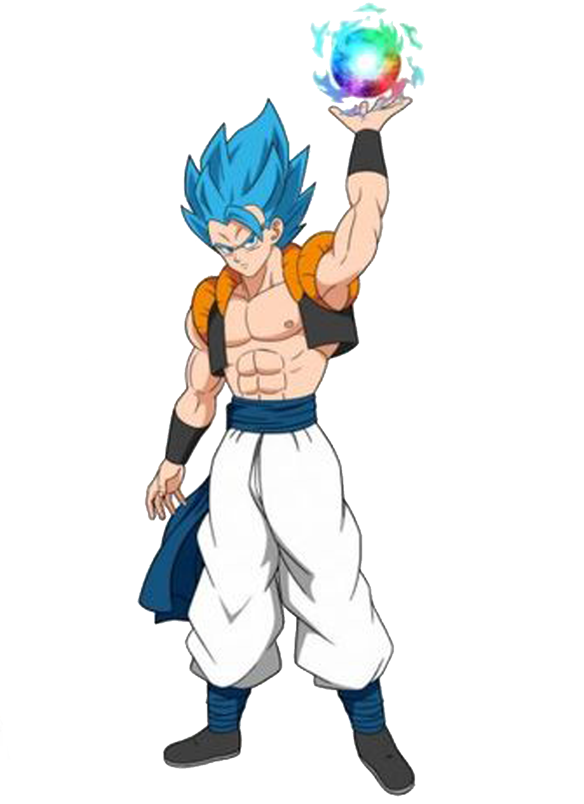 Gogeta Ssj Blue Dragon Ball Goku
