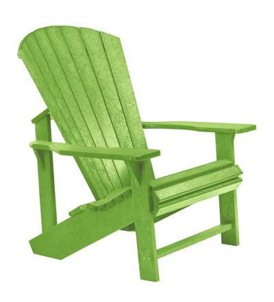 CRP Adirondack recycled plastic! At furniture and appliance mart!