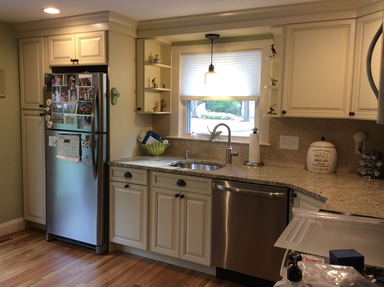 Lots of cabinets in a small space   Cabinet design ...