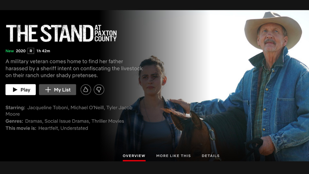 The Stand At Paxton County Was Released On Netflix Over The Weekend And The True Story Is More Chilling Than The Thriller In 2020 Netflix True Stories Social Issues