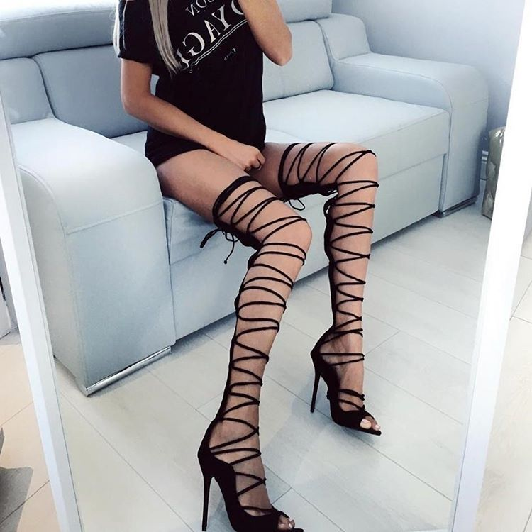 Black Lace Baby 10% off with CREEPIN Shoes: Vixi £45.00  Shop: simmi.com #SIMMIGIRL