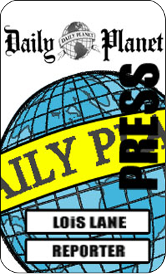 Dynamite image for lois lane press pass printable