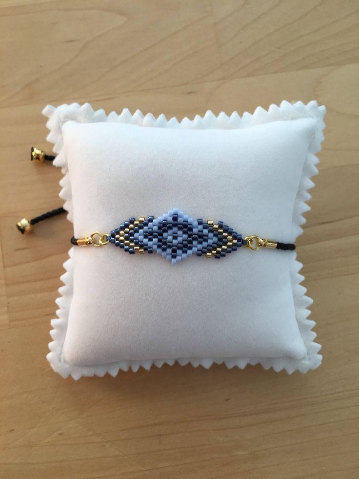 Bracelet ethnic trend miyuki glass beads woven by hand Bracelet Bohemian chic unique gift ide…