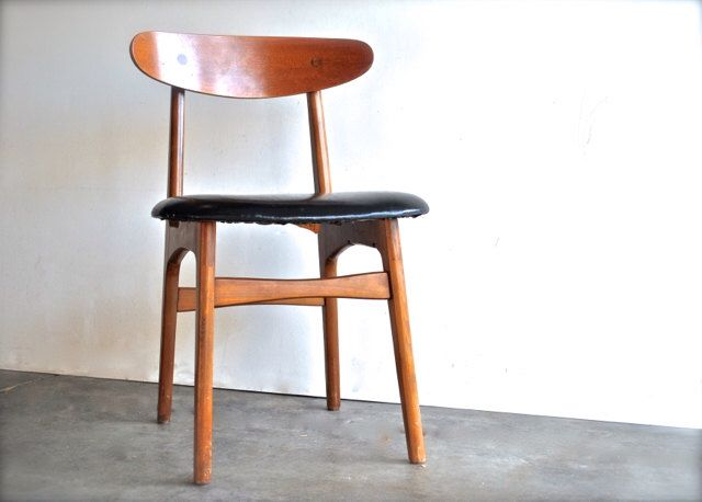 Mid Century Modern Side Chair Made In Yugoslavia Chair