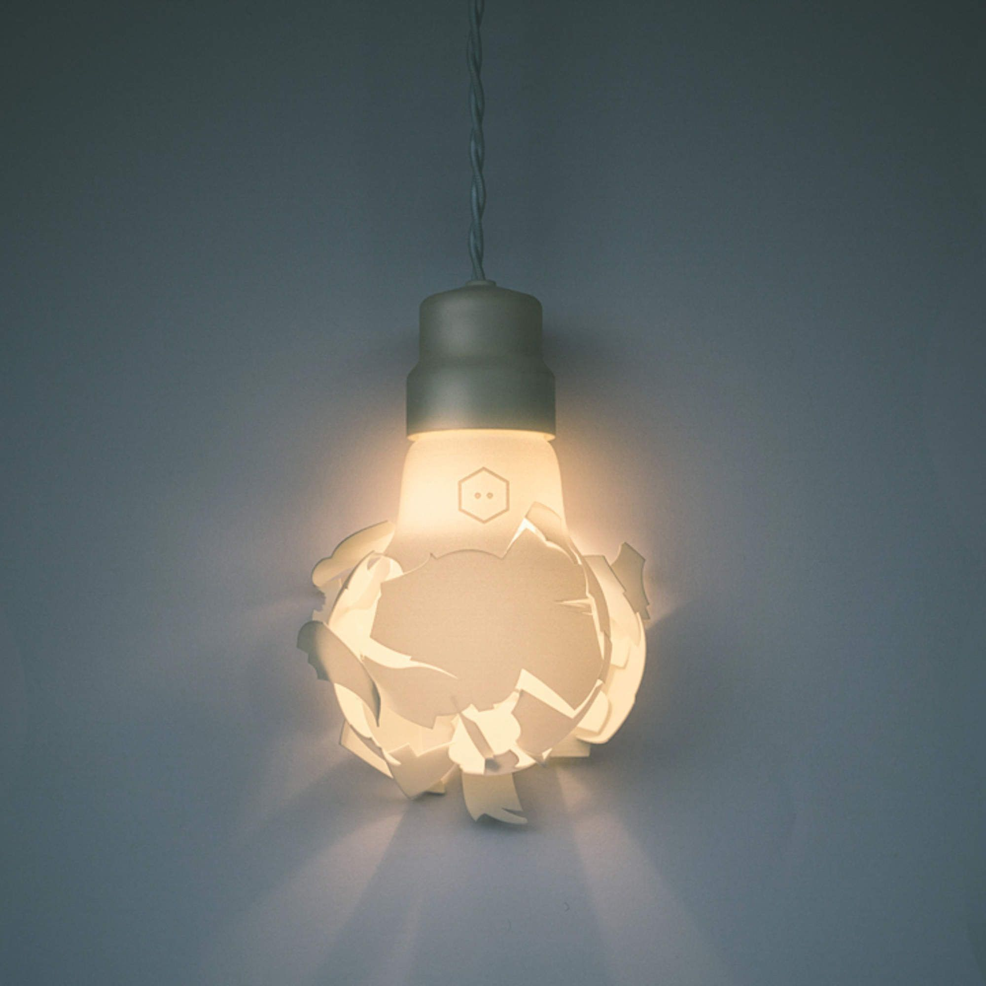 Light Up Your Place With Exploding Lamps