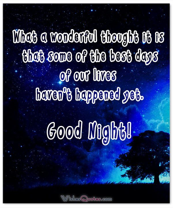 Good Night Inspirational Quotes Pictures Motivational Thoughts