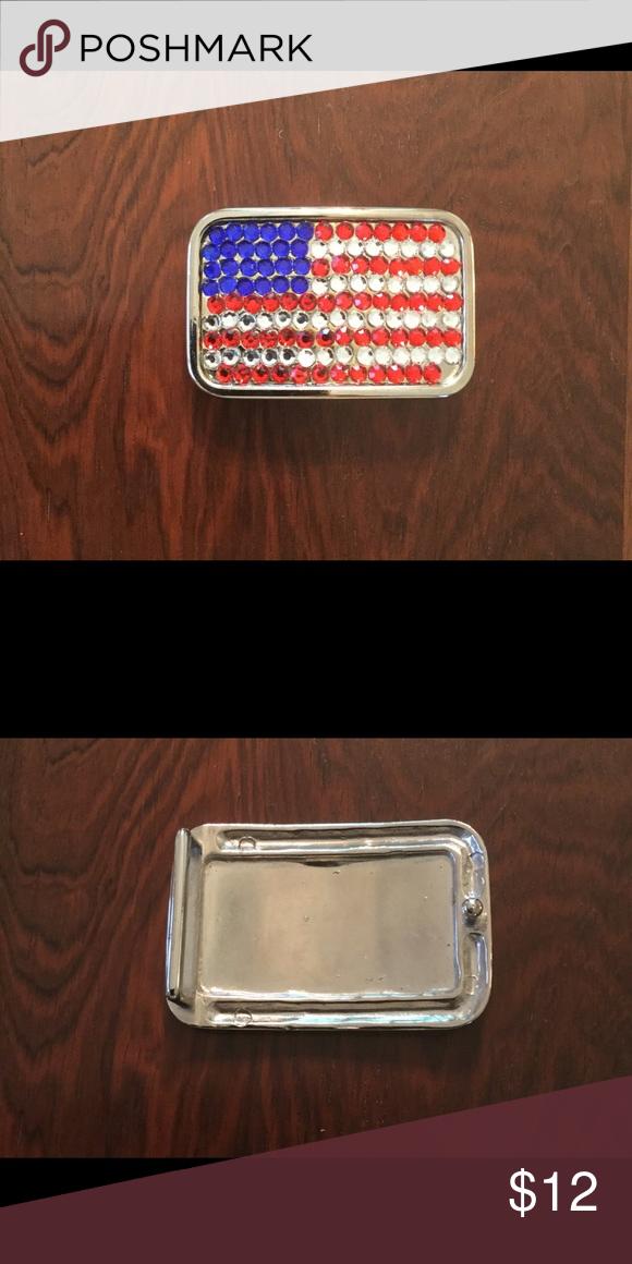 Silver Flag Belt Buckle Belt Buckles Buckle Beautiful Belts