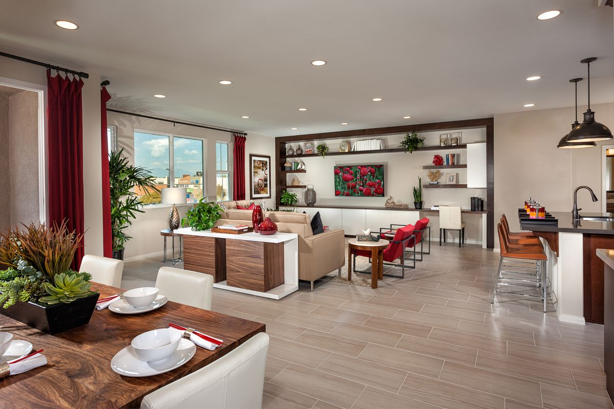 The Groves A Kb Home Community In Fullerton Ca Orange County