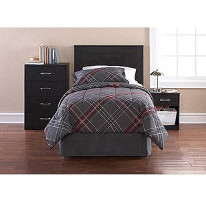 Mainstays 3-Piece Twin Bedroom in a Box, Multiple Colors ...