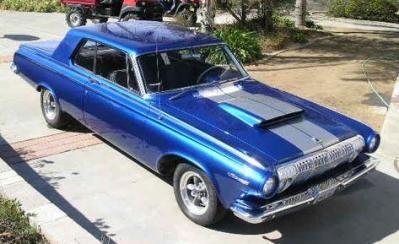 1963 Dodge Polara Classic Cars Cars For Sale Sweet Cars