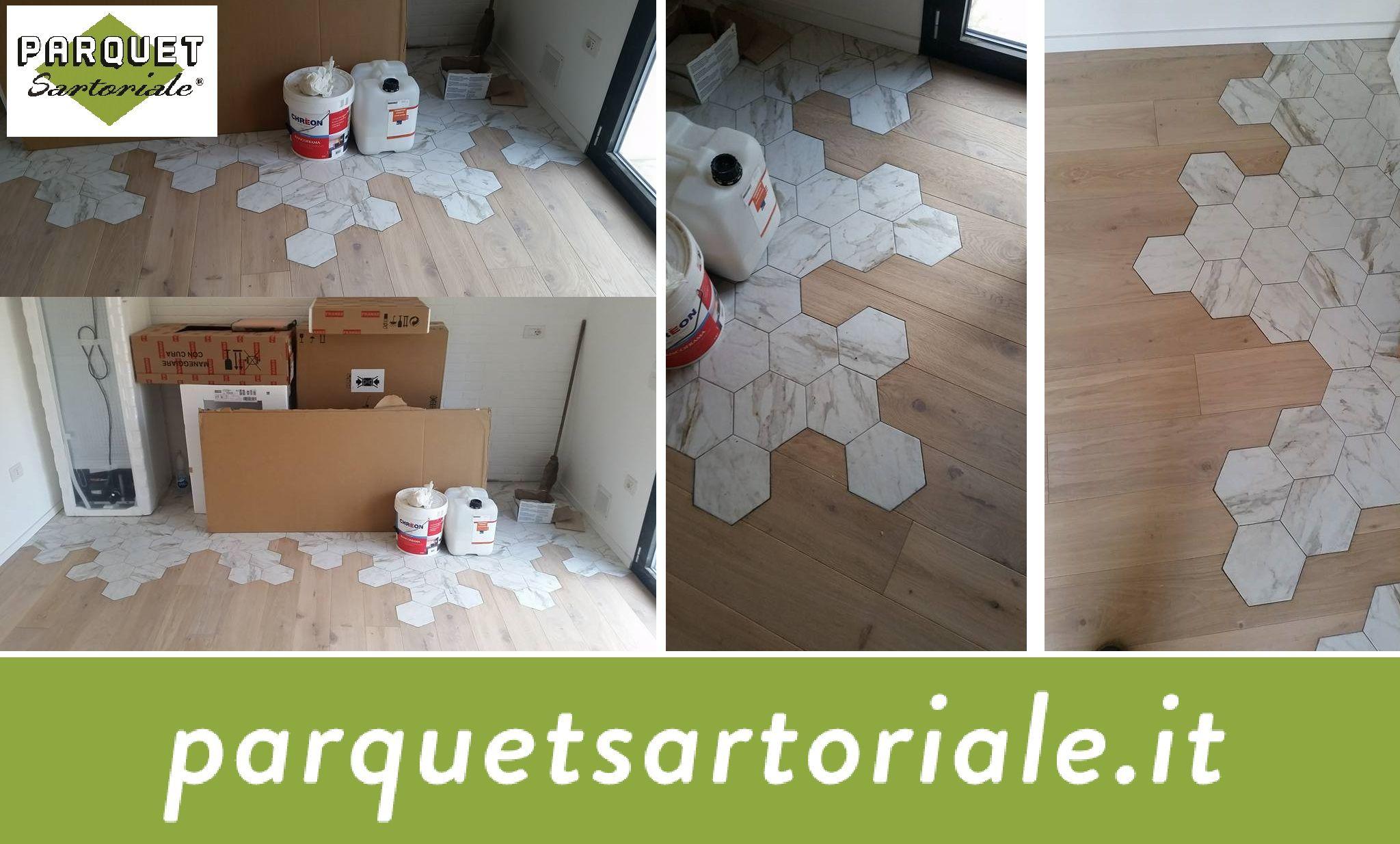 Mattonelle esagonali parquet pavimenti rivestimenti e piastrelle