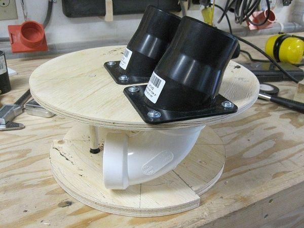 Forget The Dust Deputy Img 8636 Jpg Woodworking Dust Deputy Wood Shop Projects