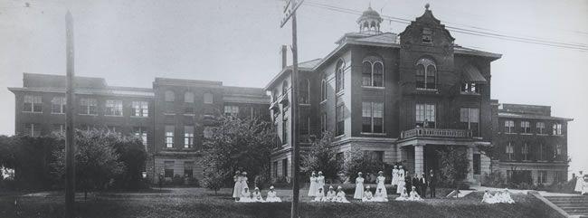 LSU Health Sciences Center Shreveport || A Chronological
