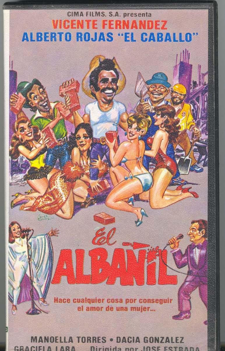 El Albañil 1975 Vicente Fernandez Dvdrip Latino Vicente Fernandez Películas Completas Peliculas
