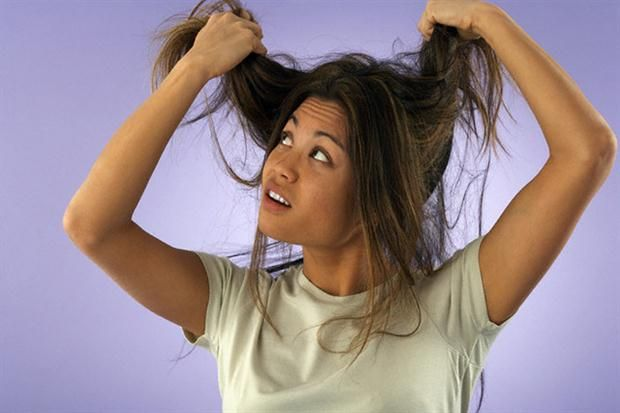 Aprendé cómo cuidar tu pelo durante las transiciones  Aprendé los mejores peinados para el pelo en transición.         Foto:OHLALÁ!           /Corbis