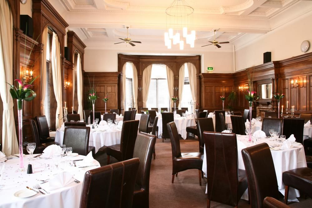 The Great Victoria Hotel Wedding Venue Bradford West Yorkshire
