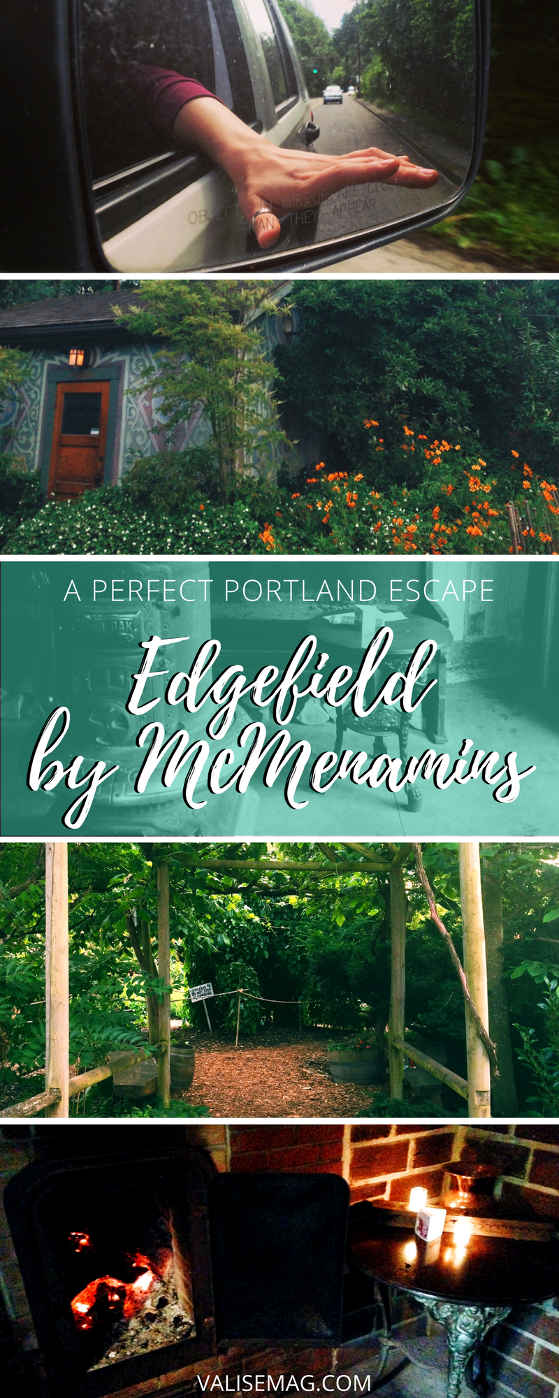 It's hard to find places like Edgefield. This Portland-area watering hole is a perfect escape from the city, and the hoards of tourists who love visiting.