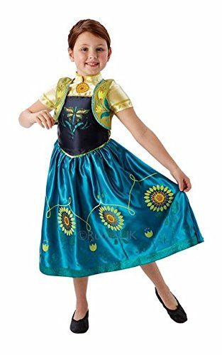 Frozen Fever Anna Fancy Dress Costume Small Rubies //.amazon.co.uk/dp/B00UTL0PGY/refu003dcm_sw_r_pi_dp_2zfivb1K82X66  sc 1 st  Pinterest & Frozen Fever Anna Fancy Dress Costume Small Rubies http://www ...