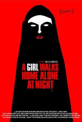 A girl walks home alone at night [B/N] [Sub-ITA] (2013) HORROR – DURATA 107′ – USA Nella città fantasma iraniana di Bad City, un posto che puzza di morte e solitudine, i depravati abitanti non sono consapevoli di essere inseguiti da una vampira solitaria…