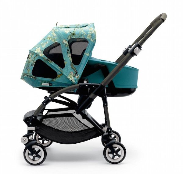 Coolest baby gifts of the year: Bugaboo + Van Gogh special-edition stroller | Cool Mom Picks Editors' Best