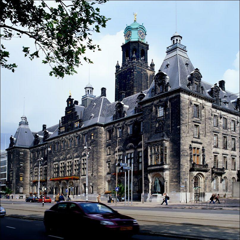 Cityhall Rotterdam