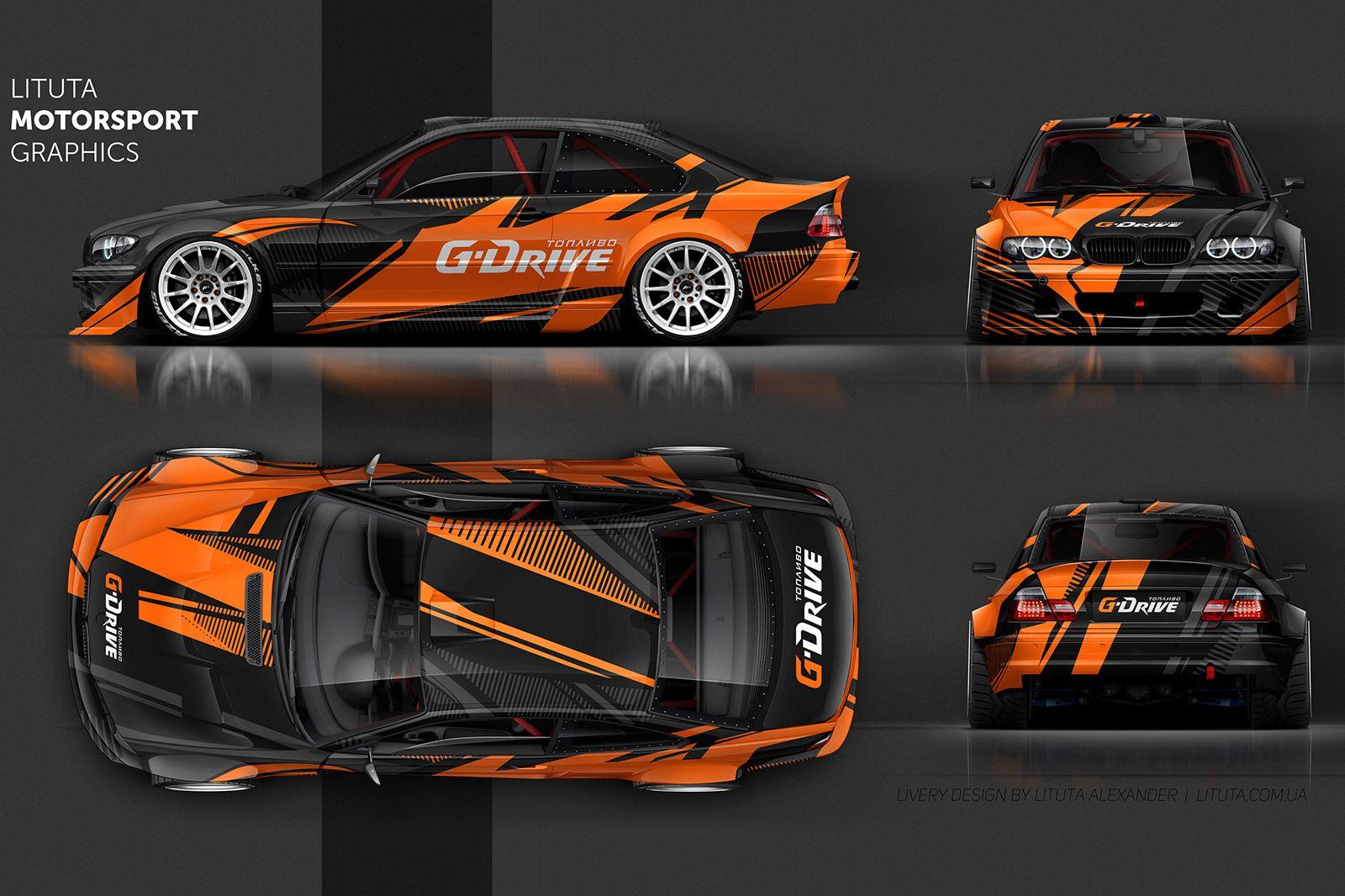 LITUTA MOTORSPORT GRAPHICS   BLOG (With images)   Car graphics