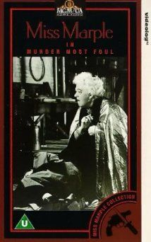 Murder Most Foul (1964)--Margaret Rutherford IS Miss Marple