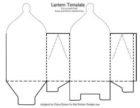 moroccan lantern template  Tutorial Tuesday: Make a Fall Lantern | Moroccan lanterns ...