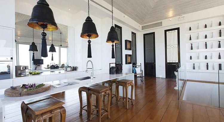 Luxurious Villa Belle In Koh Samui Design Decoration Cuisine