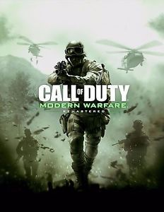 Call Of Duty Modern Warfare Remastered New Hot Poster Sizes 13x20 24x36 32x48 Call Of Duty Modern Warfare Call Of Duty Infinite