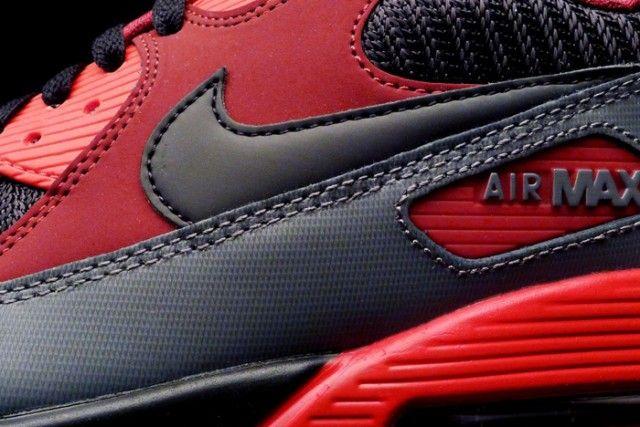 NIKE AIR MAX 90 (UNIVERSITY RED/TEAM RED) - Sneaker Freaker