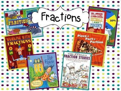 Fraction Picture Books