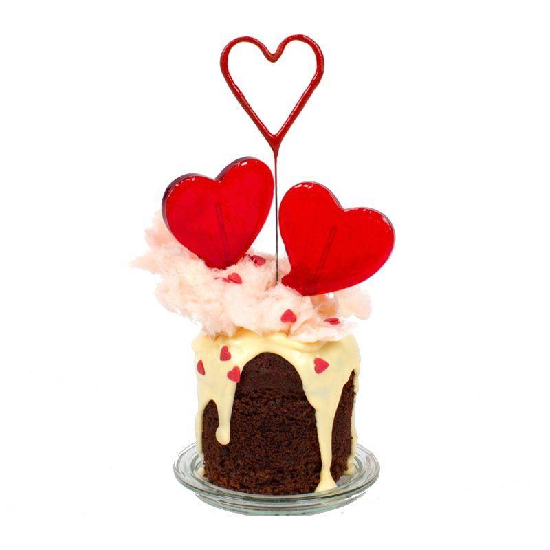 Leckerer Valentinstagskuchen Zum Selber Machen Mit Ganz Viel Herz