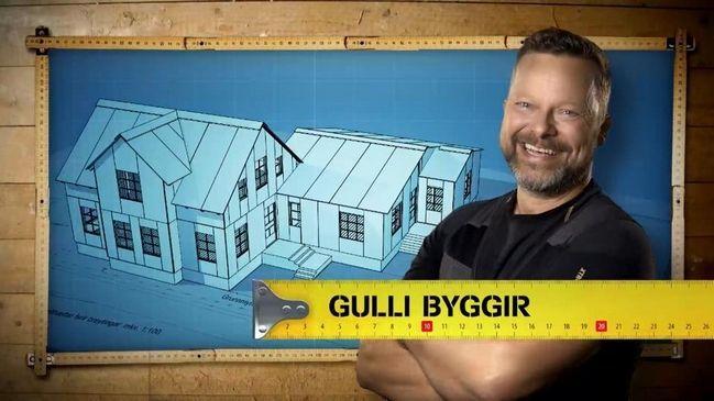 Gulli Helga er umsjónarmaður þáttarins.