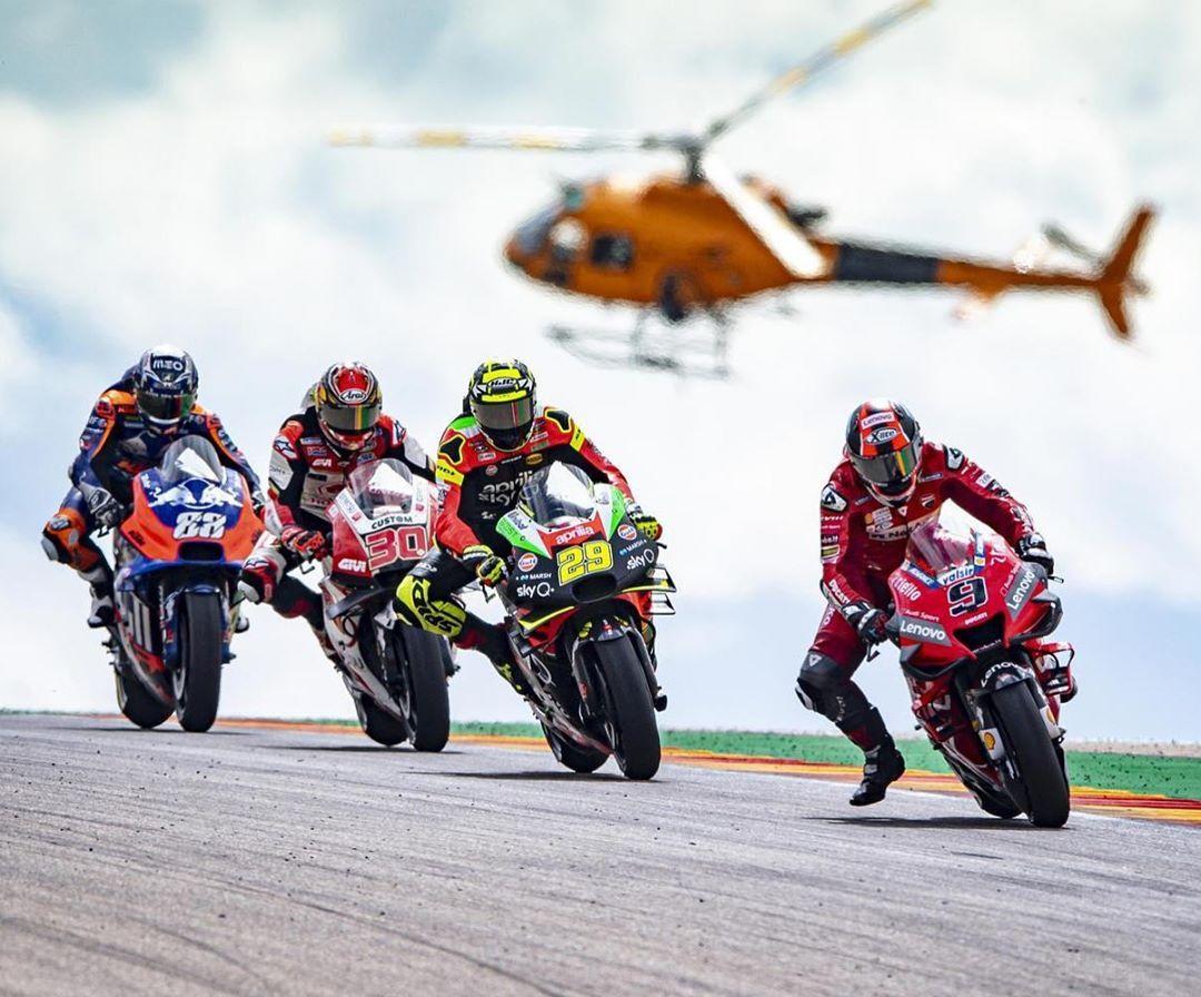 Motogp Fansite On Instagram Motogp Moto2 Moto3 Saison2019 Motogp2019 Moto Grandprix Motorsport Sport Sportbikers Bikers Riders Sportbikelife Ci In 2020