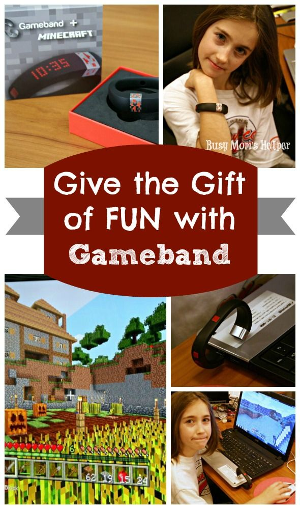 Give the Gift of Fun with Gameband / by Busy Mom's Helper