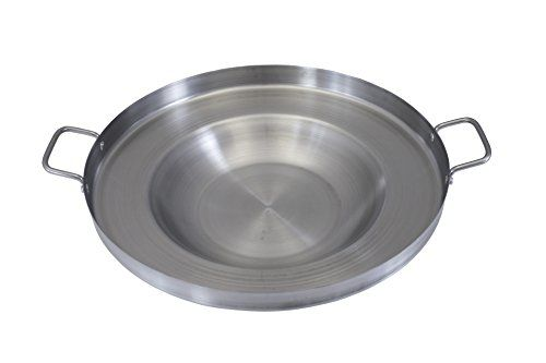 Concord Stainless Steel Comal Frying Bowl Cookware 22
