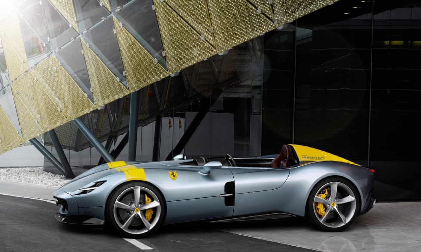 Ferrari Has Announced A New Open Top Supercar It Describes As Probably The Closest And Purest Driving Experience To Fo Sports Car New Sports Cars Italian Cars