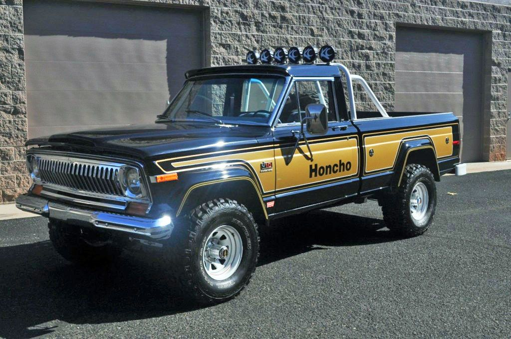 Head Honcho Great Looking 1977 Jeep J10 W Levis Package Jeep