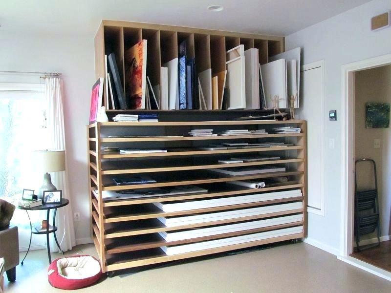 Art Room Storage Solutions Full Image For Designs Portfolio Art