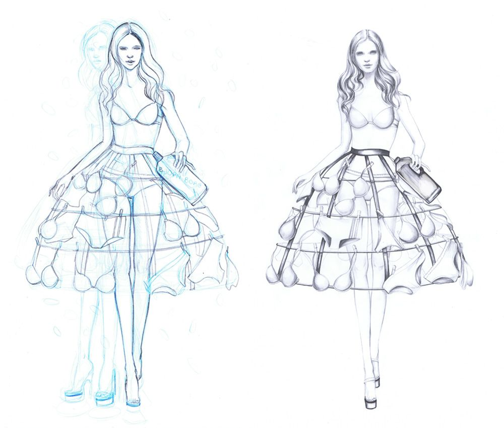 2sketchestruus Web Fashion Sketch Templates Sketches 2013 Pinterest Fashion Sketch