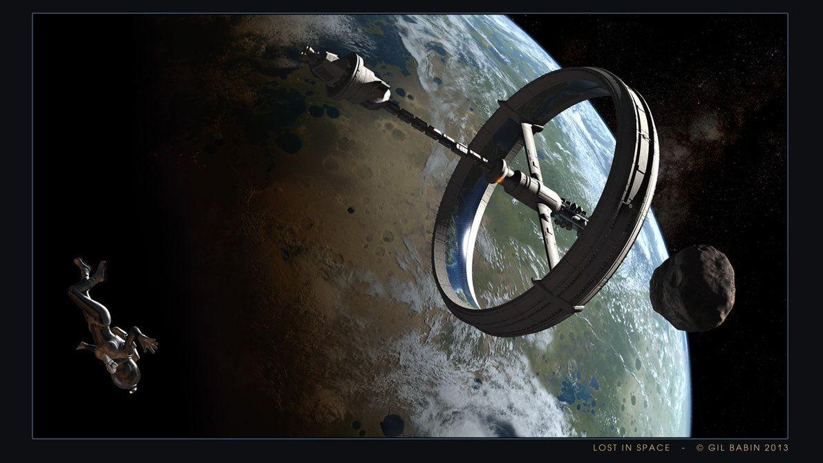 Lost In Space by GilB57.deviantart.com on @DeviantArt