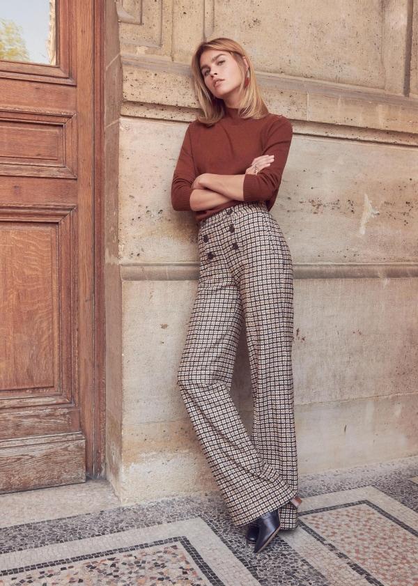 Pantaloni Francesca.