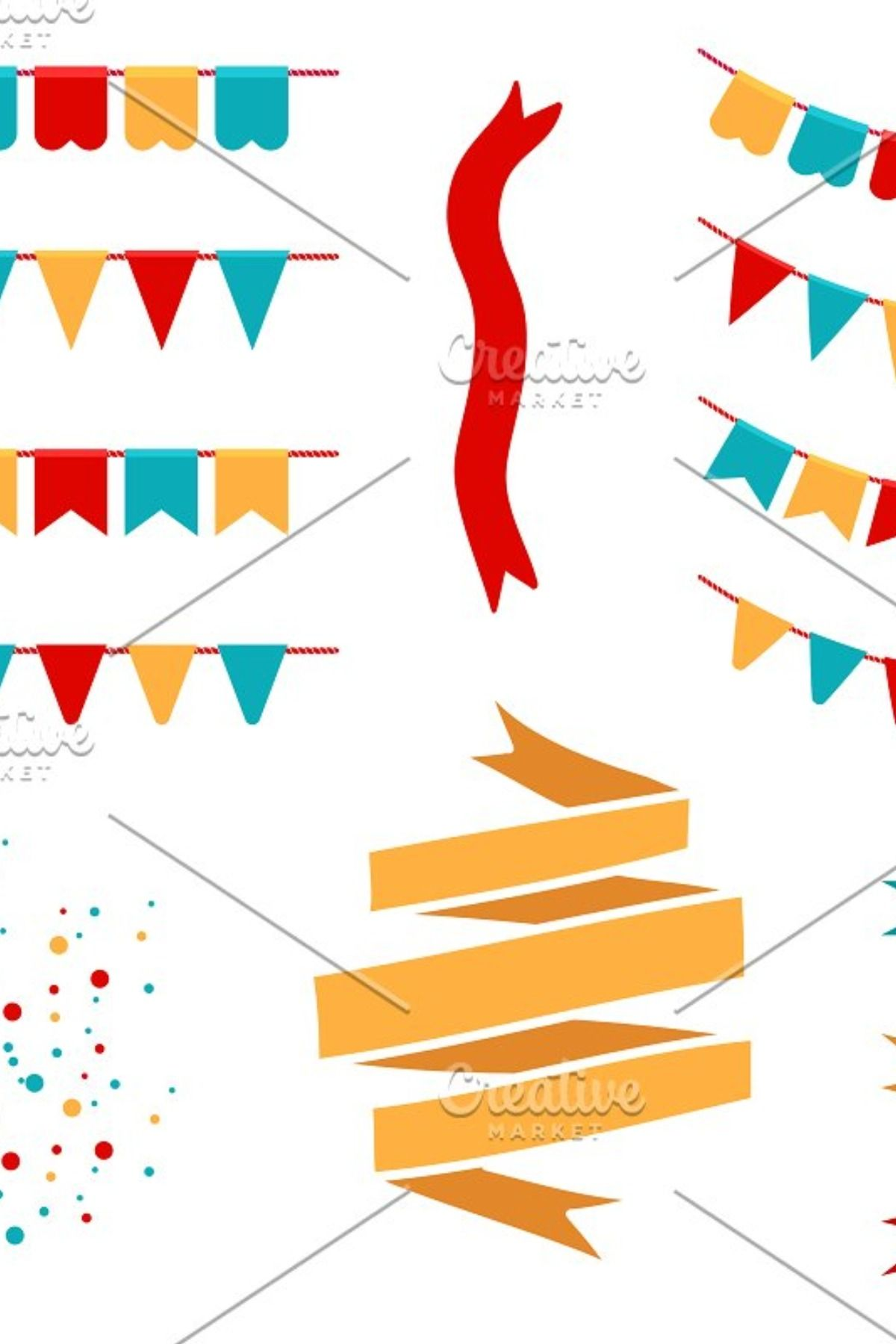 Holiday Flags Garlands And Banners Holiday Flag Holiday Banner Make Your Own Invitations
