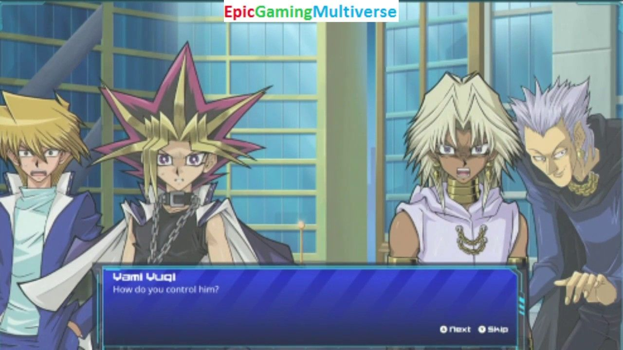 Yu-Gi-Oh! Legacy Of The Duelist Yu-Gi-Oh! Campaign Mode The Battle City Begins Duel Walkthrough This video showcases Gameplay of the Yu-Gi-Oh! Legacy Of The Duelist Yu-Gi-Oh! Campaign Mode The Battle City Begins Duel Walkthrough in which the duel against Seeker was won by Yami Yugi before Exodia The Forbidden One could be summoned.