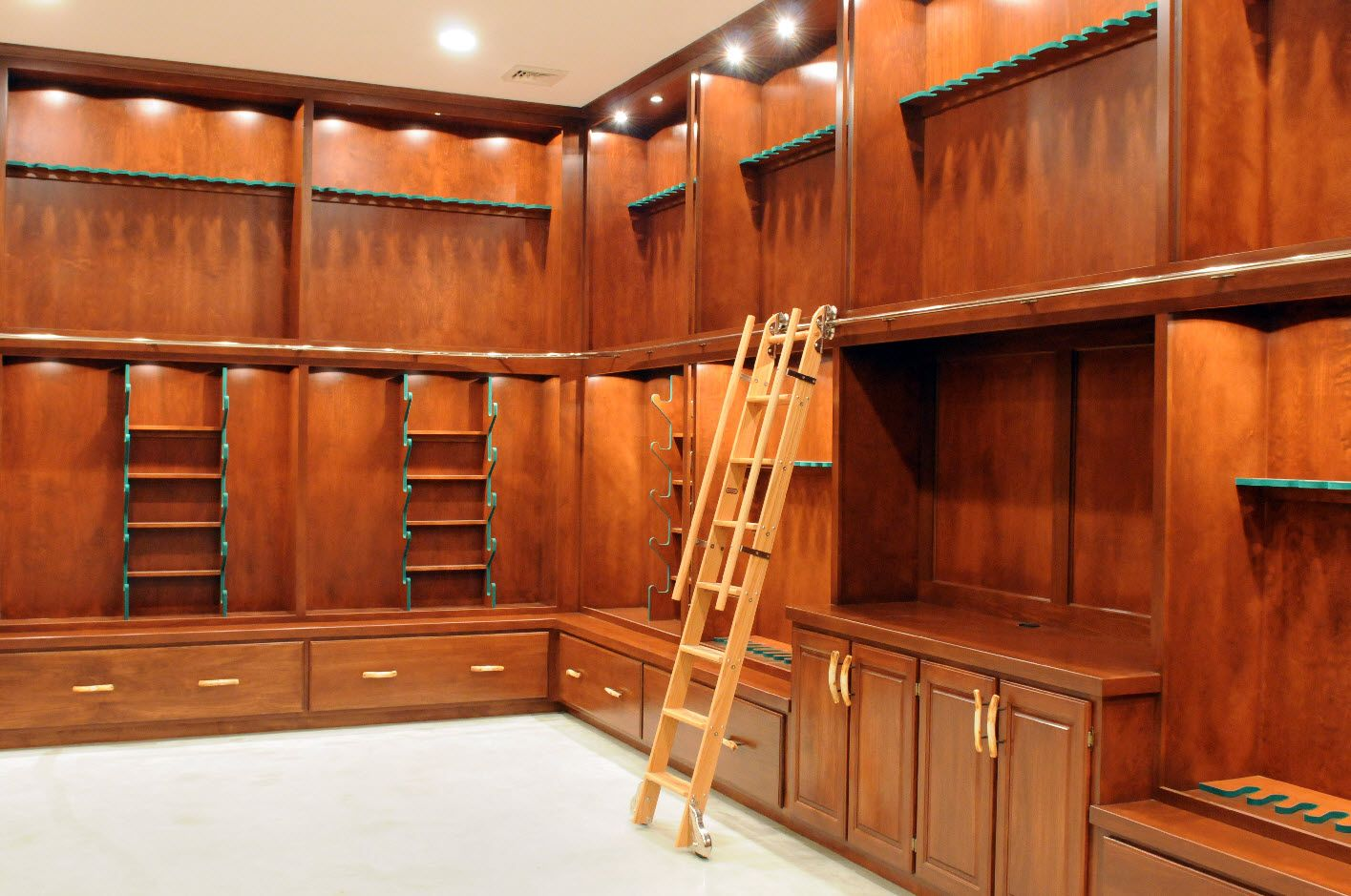 Custom gun room gallery gun room pinterest custom for Gun vault room